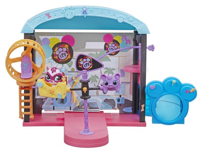 Littlest Pet Shop Set zábavný park pro zvířátka