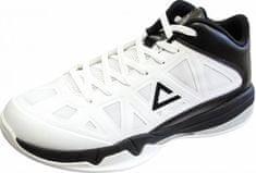 Peak športni copati za košarko EW4311, moški, belo-črni
