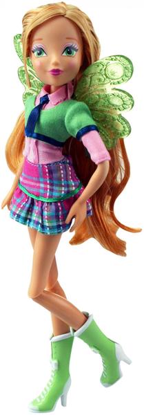 Winx Fairy School - Flora