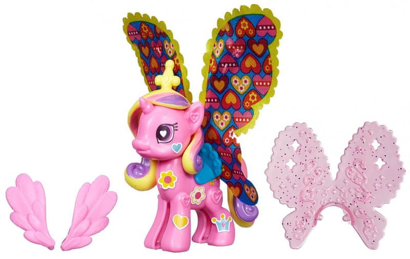 My Little Pony Pop poník s křídly - Princezna Cadance