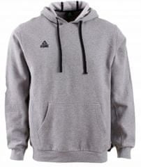Peak pulover s kapuco F6805, siv