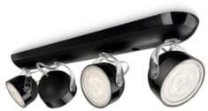 PHILIPS (53234/31/16) Dyna LED Mennyezeti lámpa, Fekete