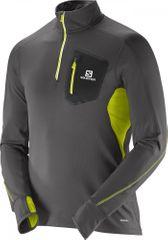 Salomon Trail Runner Warm Ls Zip