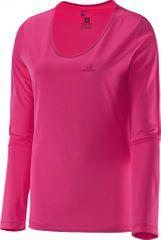Salomon majica z dolgimi rokavi Mazy Ls Tee W, ženska