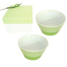 Metalac Karo 2-delni komplet - zelena, skodelica
