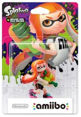 Nintendo Amiibo Splatoon Girl