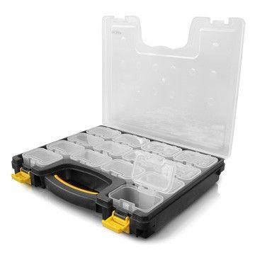 Erba kovček s predali ER-02410