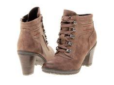 s.Oliver dámská šněrovací kotníčková obuv