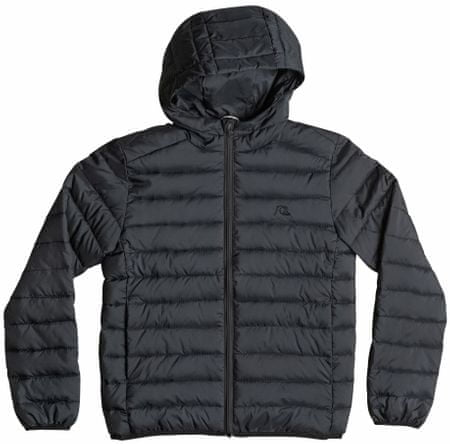Quiksilver Scaly Fiú kabát, Fekete, M