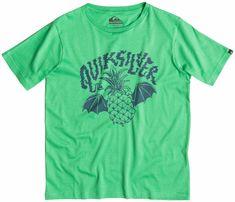 Quiksilver majica s kratkimi rokavi Classtyflyingpi, otroška