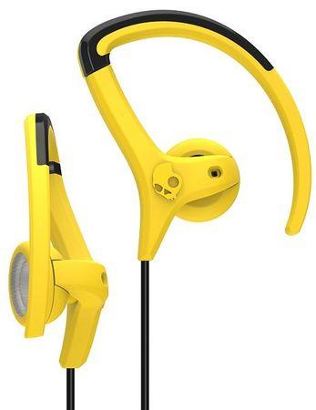 Skullcandy słuchawki Chops Bud, Żółty