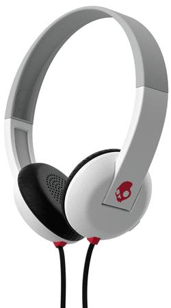 Skullcandy słuchawki Uproar, biały