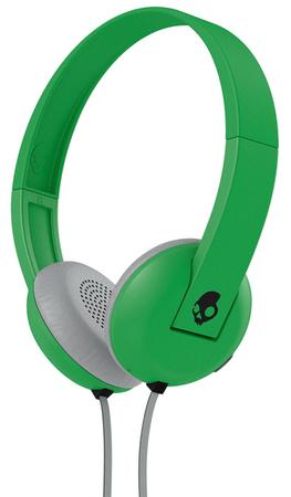 Skullcandy Uproar s mikrofonem, zelená