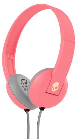 Skullcandy słuchawki Uproar, różowy