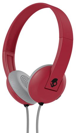 Skullcandy słuchawki Uproar, czerwony