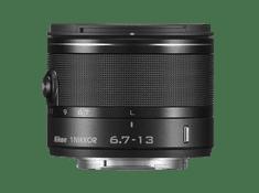 Nikon objektiv 6,7-13mm VR/3,5-5,6, črn