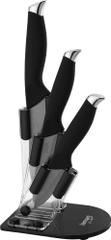 Lamart 3 ceramiczne noże w stojaku (LT2018)