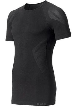 ODLO majica s kratkimi rokavi Evolution Light, moška, črna, S
