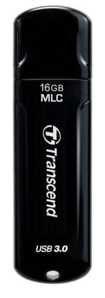 Transcend JetFlash 750 16GB černý (TS16GJF750K)