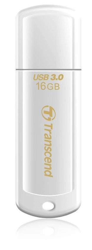 Transcend JetFlash 730 16GB bílý (TS16GJF730)