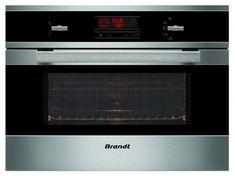 BRANDT ME 1245X Beépíthető mikrohullámú sütő