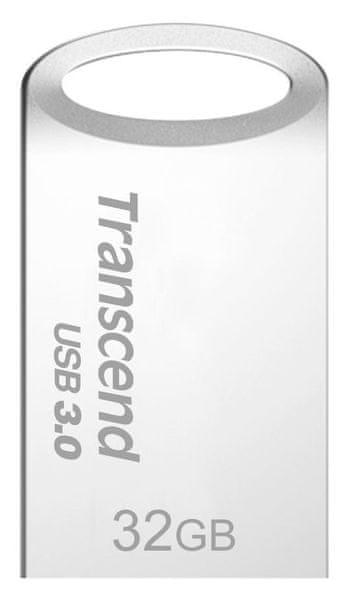 Transcend JetFlash 710 32GB stříbrný (TS32GJF710S)