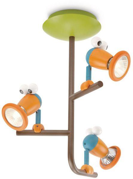 Philips Dětské svítidlo Birdey 56313/55/16