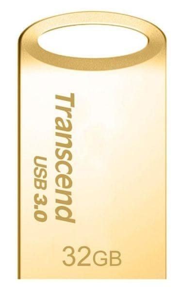 Transcend JetFlash 710 32GB zlatý (TS32GJF710G)