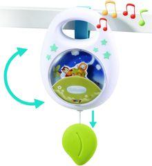 Cotoons glasbena igrača, modra