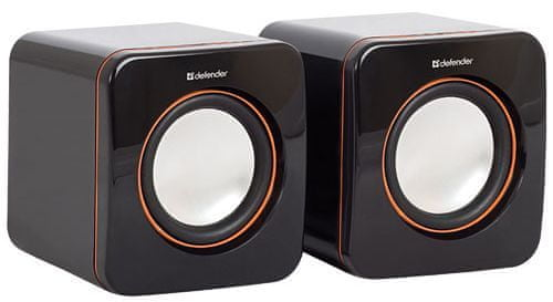 Defender 2.0 SPK-530 Black USB Speaker System (65530)