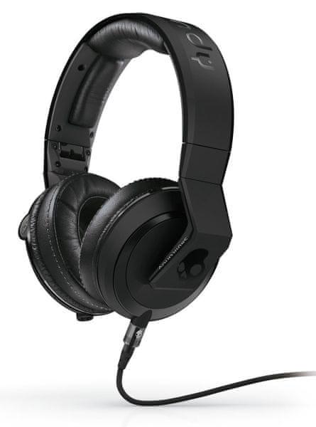 Skullcandy Mix Master DJ Mic3, černá/matná