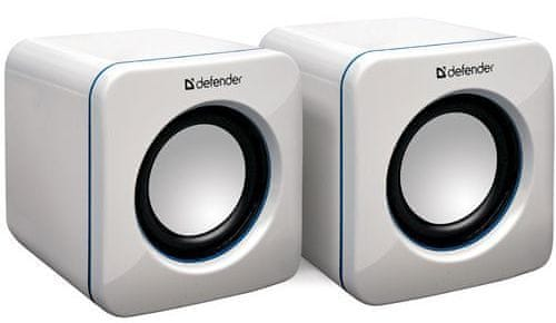 Defender 2.0 SPK-530 White USB Speaker System (65530)