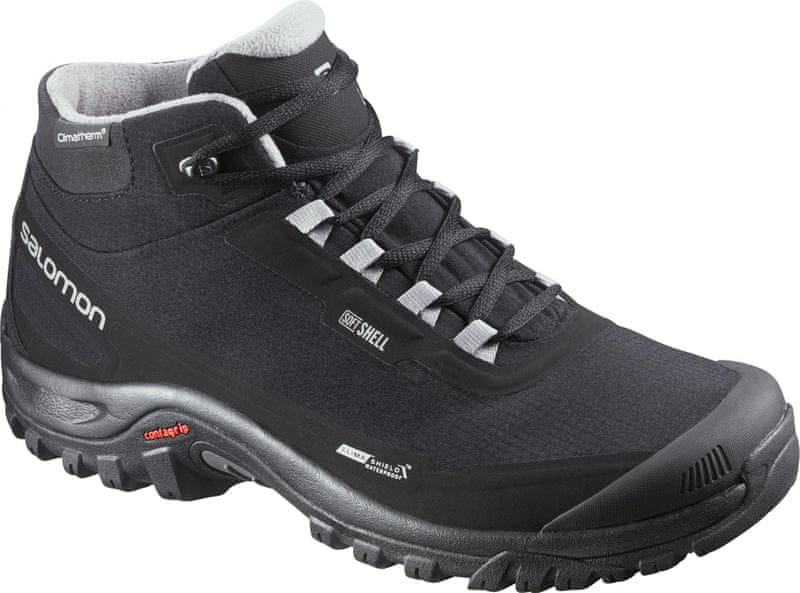 Salomon Shelter Cs Wp Black/Black/Pewter 10 (44,7 EU)