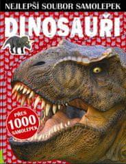 Dinosauři - Nejlepší soubor samolepek