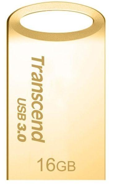 Transcend JetFlash 510 16GB zlatý (TS16GJF510G)