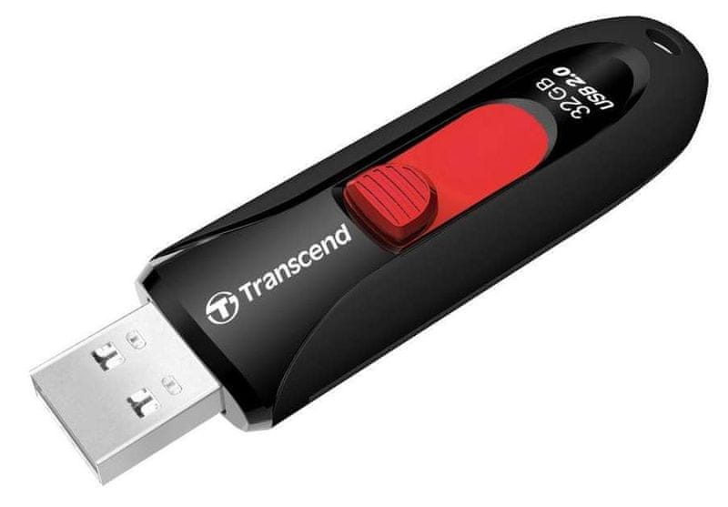 Transcend JetFlash 590 32GB černý (TS32GJF590K)