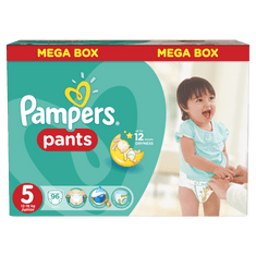 Pampers Pieluchomajtki Active Baby Pants Junior - Mega Box (96 szt.)