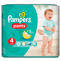 Pampers Active Baby Pants Maxi (24 szt.)