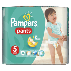 Pampers Pieluchomajtki Active Baby Pants Junior (22 szt.)