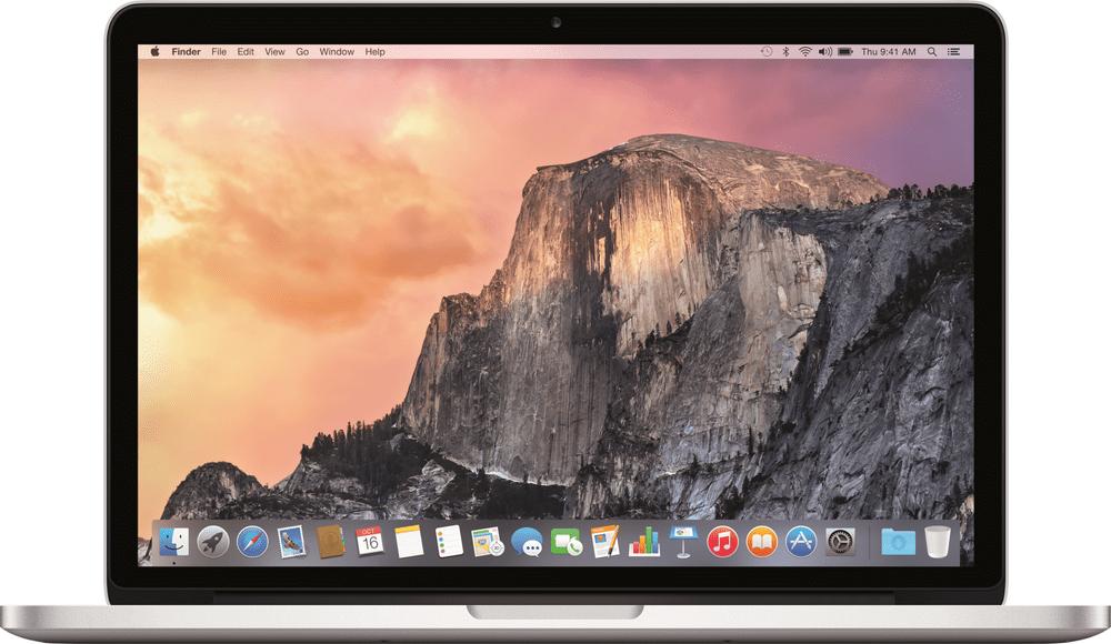 """Apple MacBook Pro 13"""" Retina, 128GB (MF839CZ/A) - rozbaleno"""