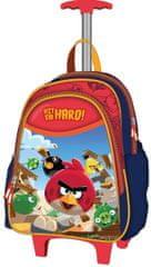 Target nahrbtnik Angry Birds, na kolesih 17545