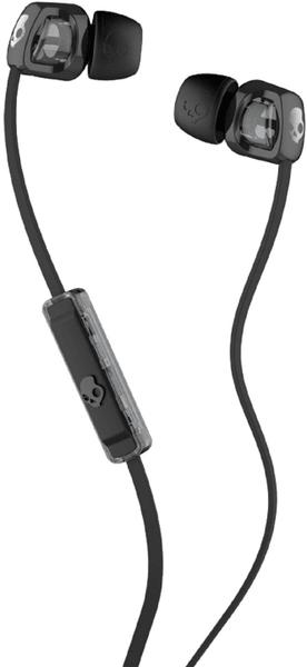 Skullcandy Smokin Buds 2.0 s mikrofonem, černá