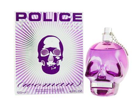 Police woda perfumowana To Be for Women EDP - 125 ml