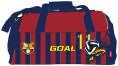 Target potovalna torba Football 17488
