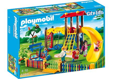 Playmobil 5568 Otroško igrišče