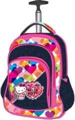 nahrbtnik na kolesih Hello Kitty 17450