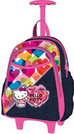 nahrbtnik na kolesih Hello Kitty 17452