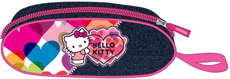 polkrožna peresnica Hello Kitty 17458