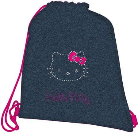 vrečka za športno vzgojo Hello Kitty 17464