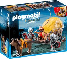 Playmobil 6005 Szalmaszállító sólyom-lovagok